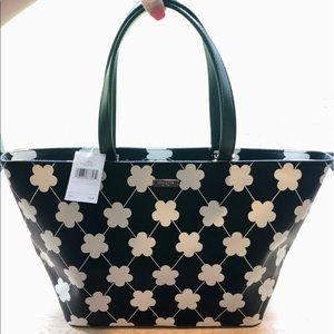 NWT Floral Kate Spade Jules Handbag Purse